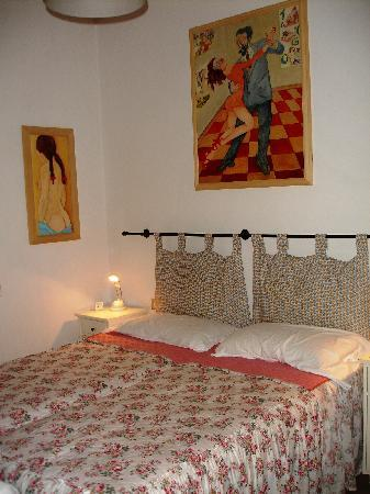 Donatello Bed & Breakfast: La nostra camera.