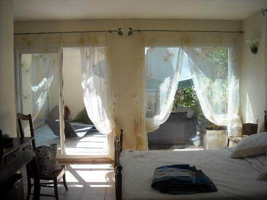 La Bastide de la Brague: Bamboo Room