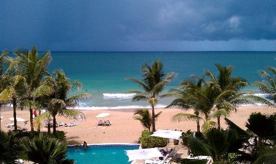La Concha Renaissance San Juan Resort: From Our Room