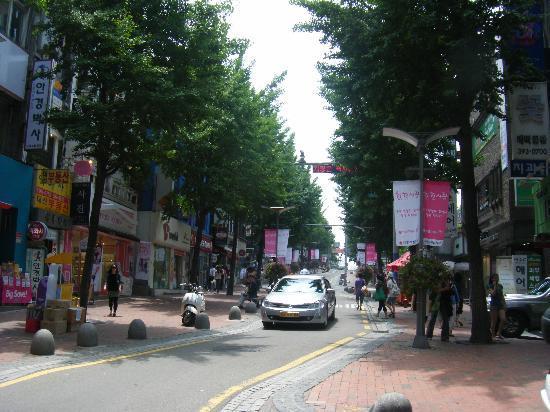 Σεούλ, Νότια Κορέα: 梨大エリアの写真