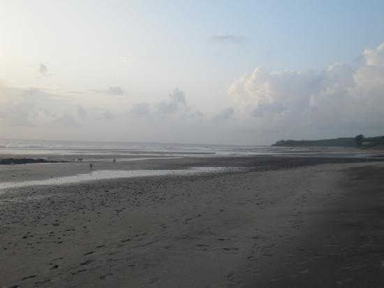 Kashid Beach Resort: the beach
