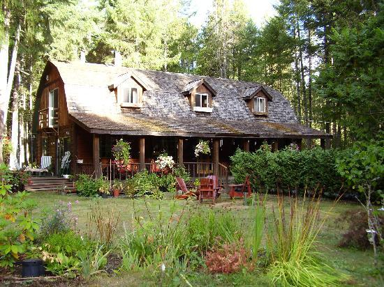 Cedar Song B&B and Cottage : Bed and Breakfast