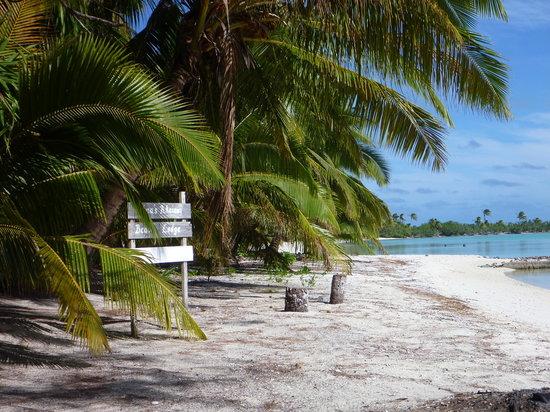 Photo of Gina's Akaiami Beach Lodge Aitutaki
