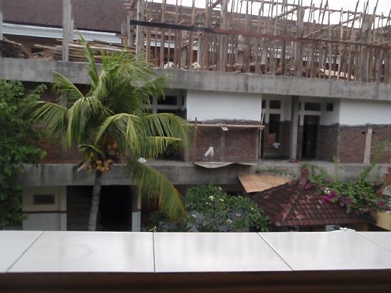 Sayang Maha Mertha: vue depuis la chambre