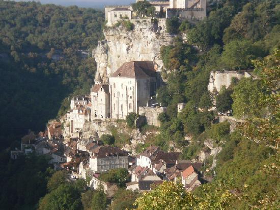 le village de Rocamadour
