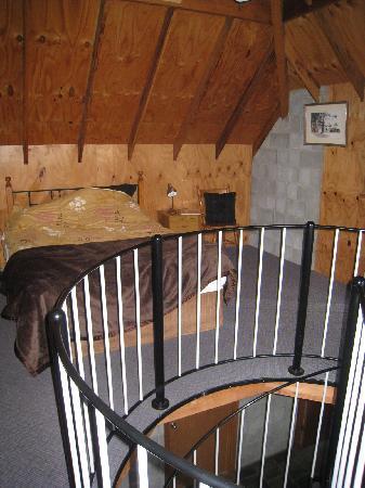 Grampians Getaway Resort : Upstairs Bedroom