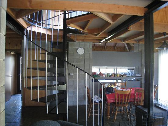 Grampians Getaway Resort : Living Area
