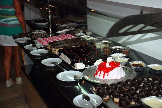Art Bodrum Hotel: Desserts