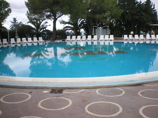 Brancaleone, Italy: piscina adulti
