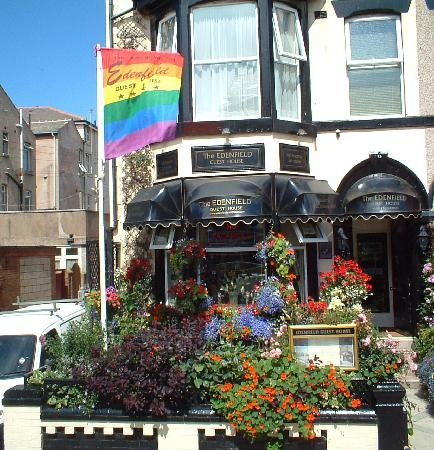 The Edenfield Hotel Blackpool