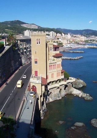 Porta Del Mare: La vista dalla terrazza del B&B