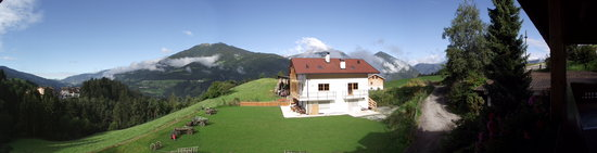 Hotel Mair am Bach: View from the room