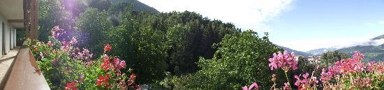 Hotel Mair am Bach: Another view from the room