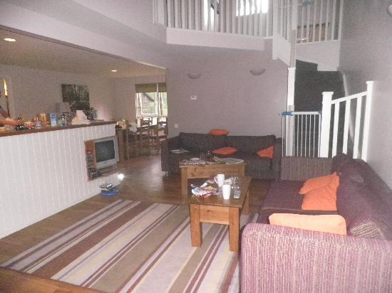 view of bit of lodge inside  Picture of Center Parcs Whinfell