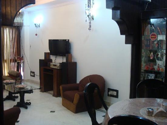 Megha Homestay: Dinning Area