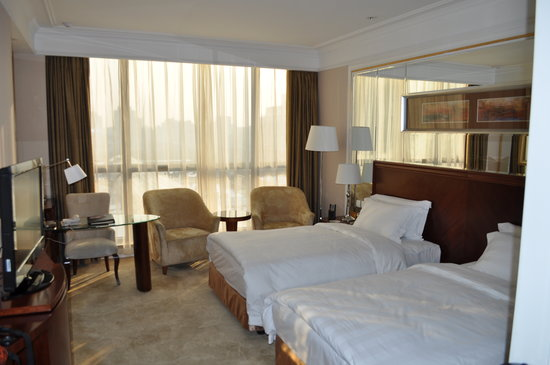 Ritan International Hotel: room