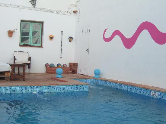Hotel Montejaque: Pool