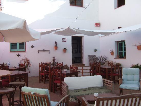 Hotel Montejaque: Terrace