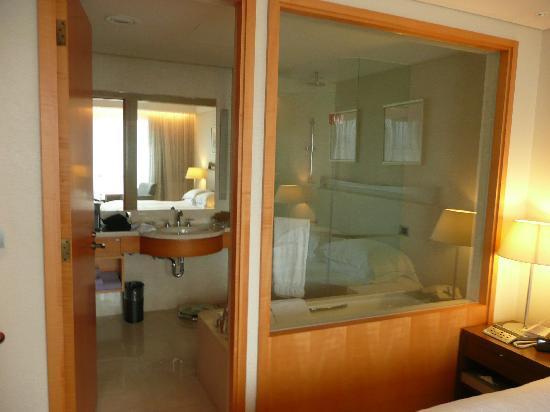 Windsor Hotel Taichung : salle de bains