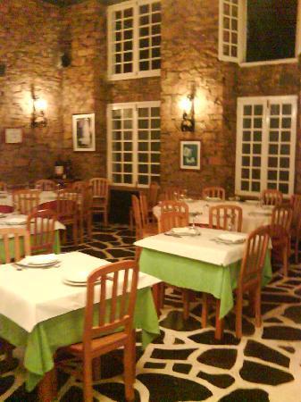 Restaurante Xoina: PARCIAL COMEDOR (SECCIÓN MENÚ)