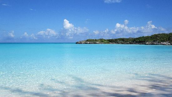 Great Exuma: Secluded Island