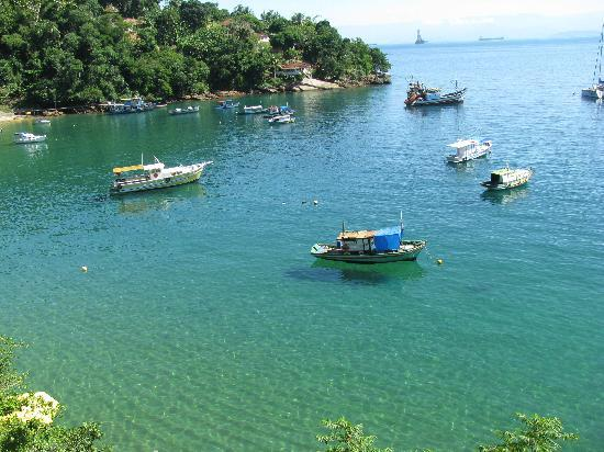 Vila Pedra Mar : Crystal clear water ..