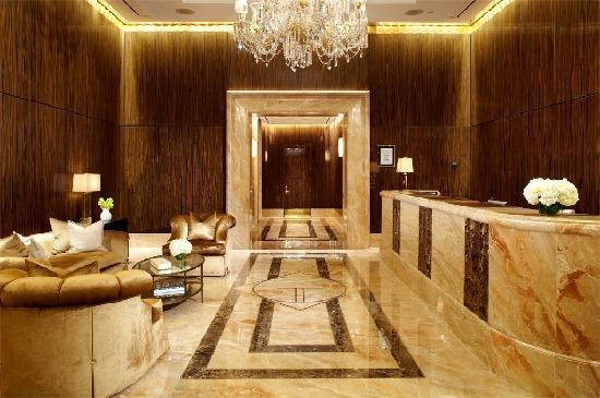Trump International Hotel and Tower New York: Hotel Lobby
