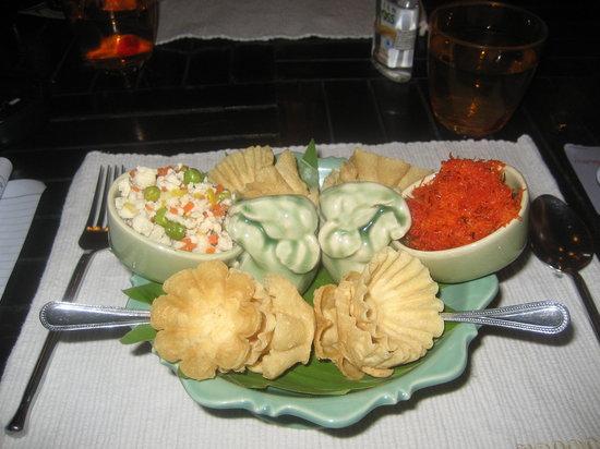 MANGO TREE Surawongse: A delicious starter