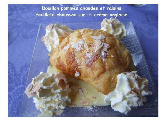 Moret-sur-Loing, France : un régal pour les gourmets, merci Mr le cuisinier pour ce moment de bonheur !