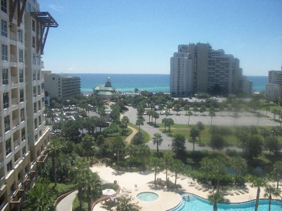 Sandestin, FL: Beautiful View from Luau Studio Tower 1
