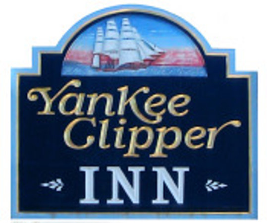 The Yankee Clipper Inn: On the way to everything...at the center of it all!