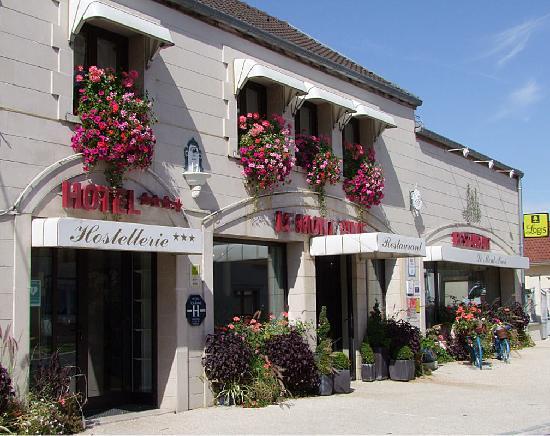 Hostellerie du Mont-Aime: Dommage