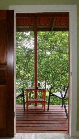 Cayo Del Sol Lodge: Great views from your private veranda....