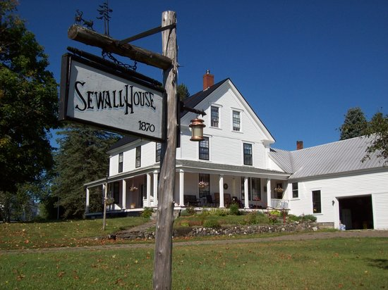 Sewall House Yoga Retreat: Sewall House