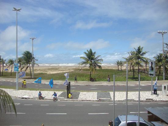 Jatoba Praia Hotel: Vista