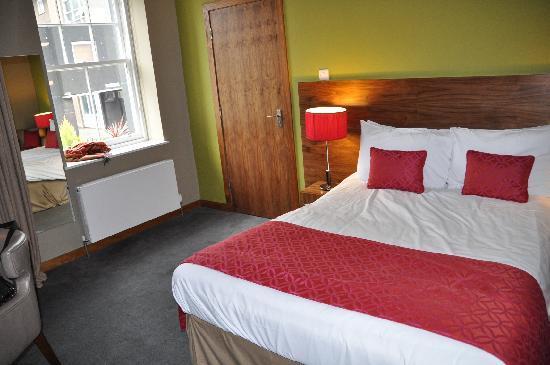 Orocco Pier: standard room
