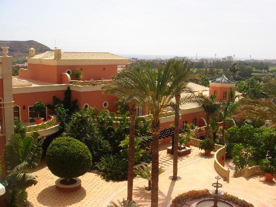 Hotel Las Madrigueras Golf Resort & Spa: View from our room