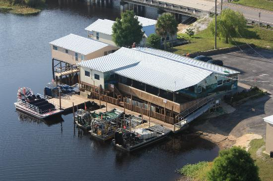 Airboat Rides at MIDWAY! - Picture of AirBoat Rides at Midway ...