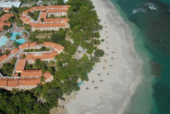 VH Gran Ventana Beach Resort : Hotel from the air