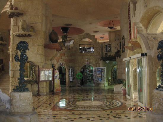 Lella Baya : hotel por dentro