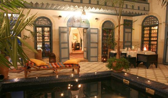 Marrakesch, Marokko: lesriads;le paradie au coeur de marrakech medina