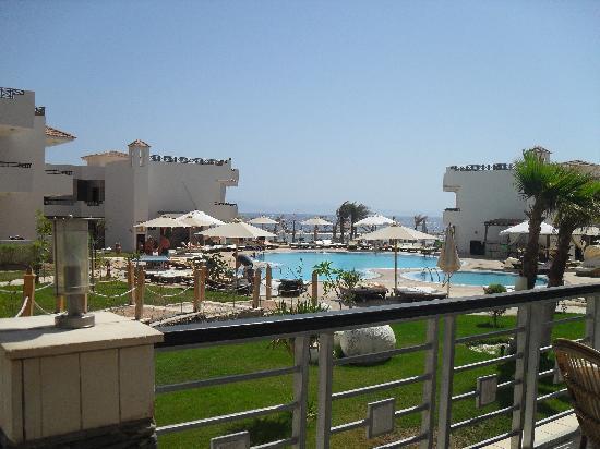 Sea Sun Hotel Dahab: The pools at the hotel