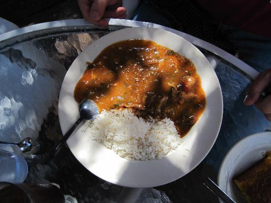 Lucile's Creole Cafe : Seafood Gumbo