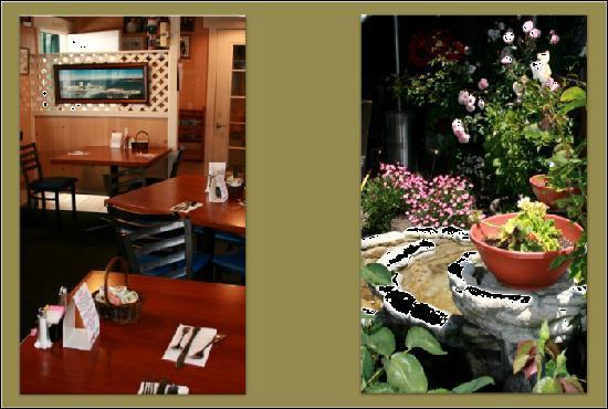 Creekside Cafe Cambria Menu