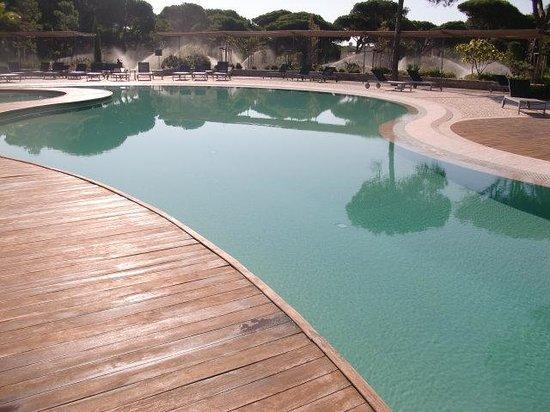 Sheraton Cascais Resort: Piscine... au calme
