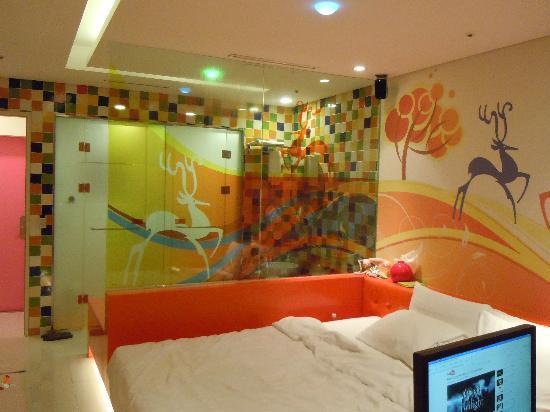 Lifestyle R Hotel: das Zimmer