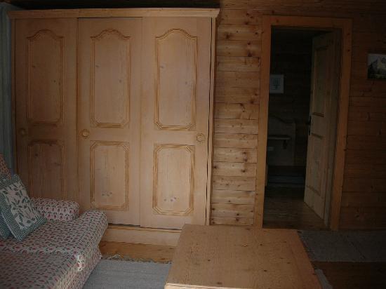 Oberaigen Gasthof: lounge area