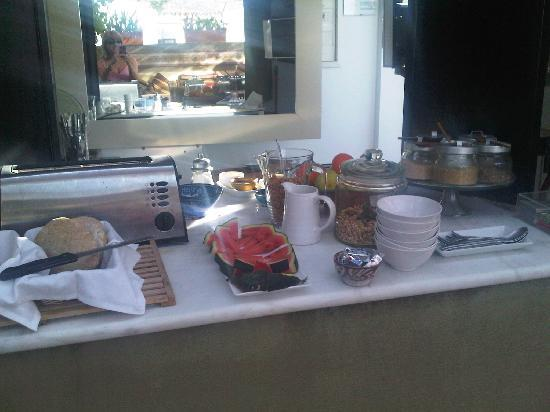 La Fonda Barranco: The Fab Breakfast!!