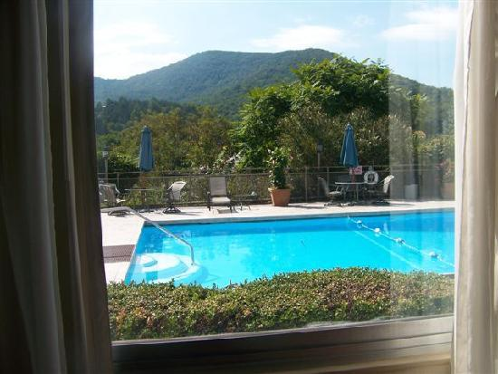 Holiday Inn Asheville - Biltmore East: This pic is from my room amazing views great pool