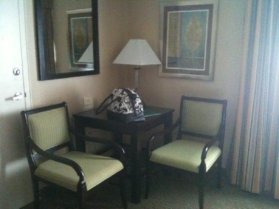 Holiday Inn Plattsburgh: desk